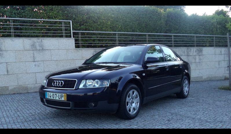 Usado Audi A4 2003 cheio