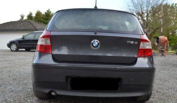 Usado BMW 118 2004 cheio